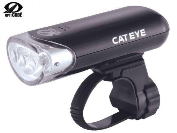 LAMPA PRED. CAT HL-EL135 ČIERNA