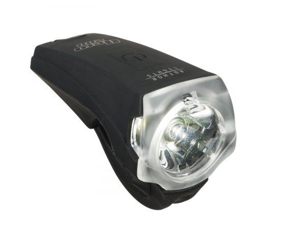 LAMPA PRED. A-NERO 200 lm USB ČIERNA
