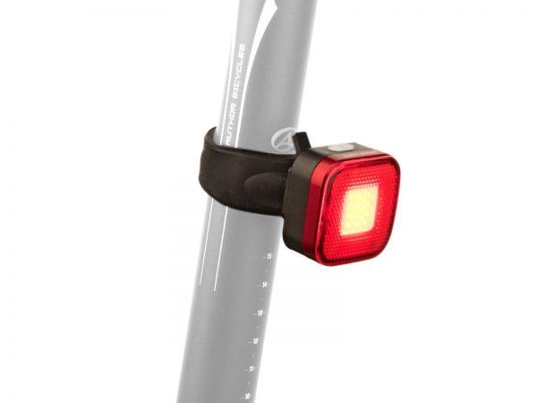 LAMPA ZAD. A-SQUARE USB CobLed 40 lm