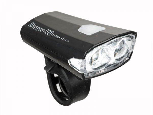 LAMPA PRED. A-DOPPIO 40 lm USB