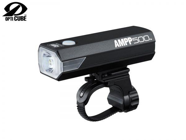 LAMPA PRED. CAT HL-EL085RC AMPP500 ČIERNA